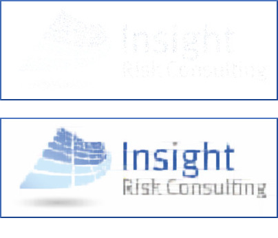 Insight Logo reconstructed by random forest